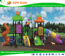 15 Days Quick Delivery Big Kids Playground Equipment