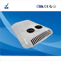 Hot Selling high quality 12/24v 15KW roof top mounted bus air conditioning system for minibus cooling on sale