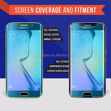 Flex Clear Screen Protector for samsung S6 edge anti shock screen guard for curved edge