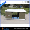 Outdoor car Hard shell roof top tent with top pop-up