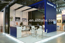 Aluminum Exhibition System Booth for Trade Show