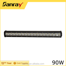 Wholesale 24V Truck 90W Led Light Bar Offroad