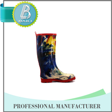 MADE IN CHINA CUSTOMISED DESIGNS RAIN RUBBER WELLINGTONS
