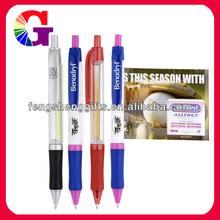 Advertising Flyer Pen Banner Pen For Promotion
