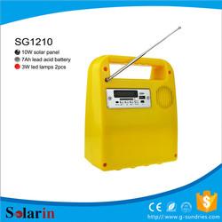 Portable Solar Power Systerm Kits/camping kits solar system in kerala
