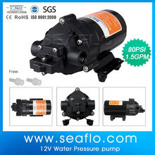 Water Pumps Domestic 12V 24 Volt Pump SEAFLO 5.5lpm 80psi Hydraulic Pump And Motor Price