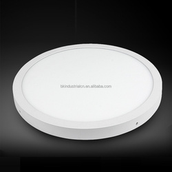 india surface mount 36w 600x600 led panel light on promotion