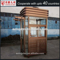 Fashionable on sale security guard house