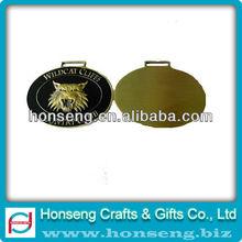 Customized Zinc Alloy Custom Metal Luggage Tag