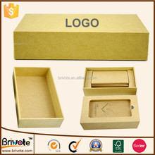 Cardboard paper cell phone packaging paper box packing box for cell phone