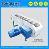 F Series parallel shaft helical Gearboxes for grain processing machinery