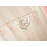 new design elegant italian curtain for white embroidered cafe curtains