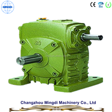 Mingdi Brand Top Grade Industrial Worm Gearbox with Foot Mounted Position