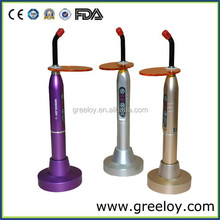 rechargeable dental curing light led woodpecker