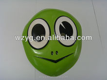 2014 customized PVC plastic party mask /Halloween mask for sale