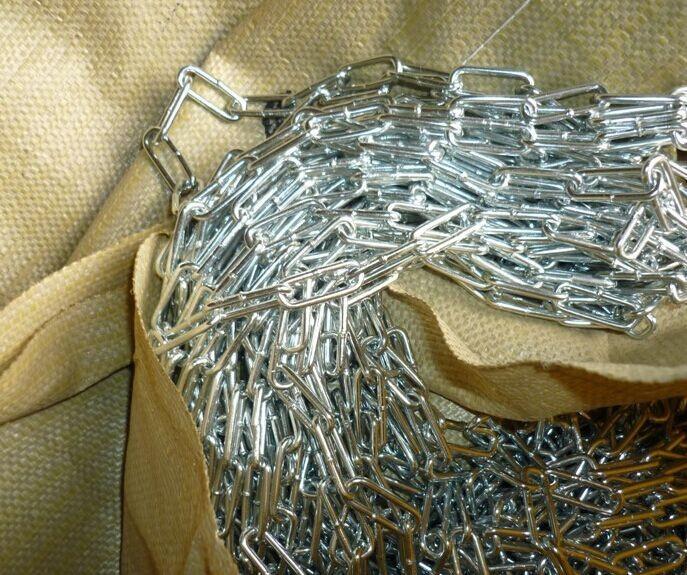 korean standard diametre 3-10mm steel long link chain