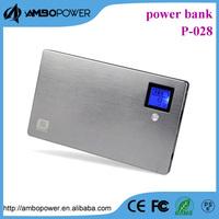 6v 9v 12v 24v voltage portable power bank 20000
