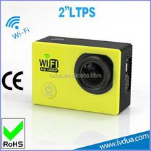 Sjcam Sj4000 WiFi Sport Action Camera 1080P Full HD Waterproof 3 Style Sj 4000 DV Camera