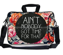 new style Custom Simple Wool Felt laptop Bag Shopping Hand Bag Fashion Felt messenger bags for all people