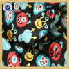 Cute print soft knit for children's knitting fabric