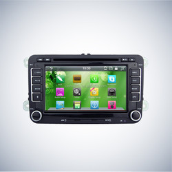 2015 New Product Car CD Player DVD Player With MP3 GPS Bluetooth For VW