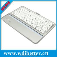 New Tablet Case Wireless Bluetooth Keyboard Protective Aluminium Alloy Case For Apple iPad 2/iPad 3/iPad 4 iPad mini