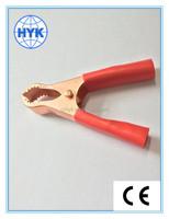 Wholesale 12V battery clip/alligator clip/crocodile clamp