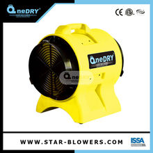 Snail Exhaust Fan Blower Floor Scrubber Dryer