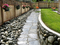 hot sale Cheap Price Natural Granite Landscaping Curb Stone