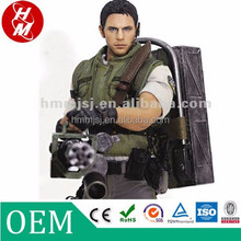 PVC plastic soldiers from oem factory