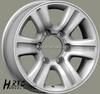 HRTC alloy wheel for sale 16*7.0wheels sport rim 16 inch spoke wheel rim