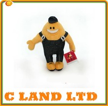 Factory direct sale New design plush girl dolls custom plush dolls