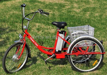 Adult Electric Cargo Tricycle made in China SH-T039