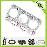 100% original high quality head gasket engine cover gasket for Nissan PD6 OEM:11044-96000 11044-96006