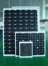 Hot 100W A-grade cell sunrise pv solar panel 18v
