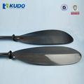Pagaie de kayak de mer usine léger 2 réglable. pièces paddle pagaie en fibre de carbone