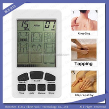 BLS210 2 Channels Electronic Pulse Massager