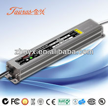 Constant Current 25W 80V 310mA SAA EMC CE ROHS Approval Waterproof LED Driver JAS-80310D035
