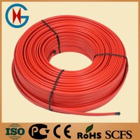 can cut self regulating underground heating cable in high quality