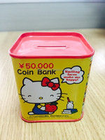 Best children's piggy bank/cartoon secret money box