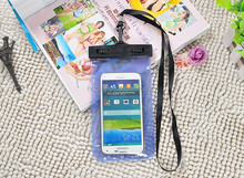 Hot New Products Waterproof Cell Phone Case Mobile Phone Bags
