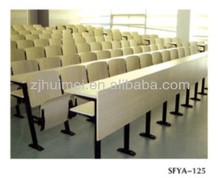 Conference chair/lecture chair/foldable ladder chairschool furniture,double student table and chair,school desk and chair,