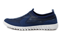 2092 men fashion breathable slip-on casual sport running shoes