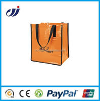 Custom printed colorful non woven bag buyer