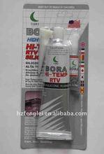 oil resistant rtv silicone gasket maker super glue