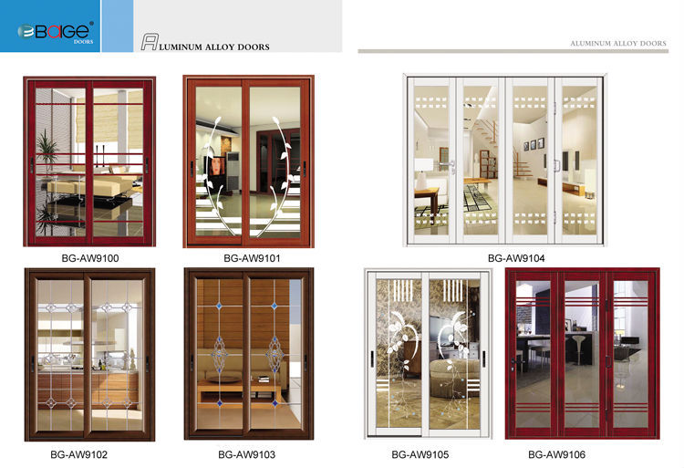 Bg aw9184 sliding door philippines price and design for Aluminum sliding glass doors price