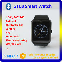 """Bluetooth smartwatch / 1.5"""" inch bluetooth phone call watch smart for business"""