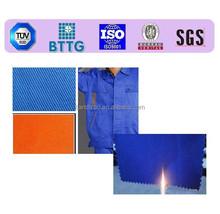 75/23/2Aramid fabrics for petrochemical,electric,welding,natual gar,petroleum industry