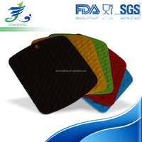 Newest Design Silicone Hot Pot Mat