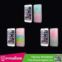 Cheap Glittery Powder and Stars Soft TPU Gel Case for iPhone 6 Plus